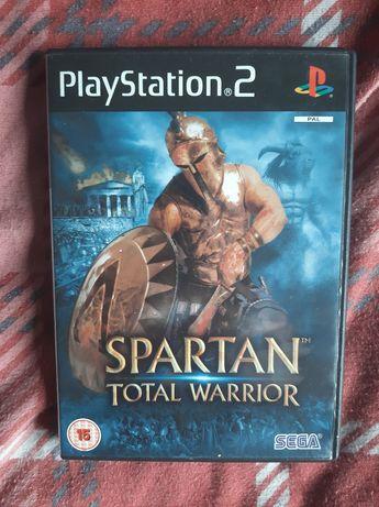 Spartan Total Warrior jogo Ps2 Raro