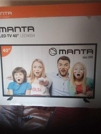 Manta 4004 T2 PRO LED TV 40cali