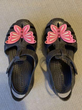 Sandałki Crocs c9 25/26