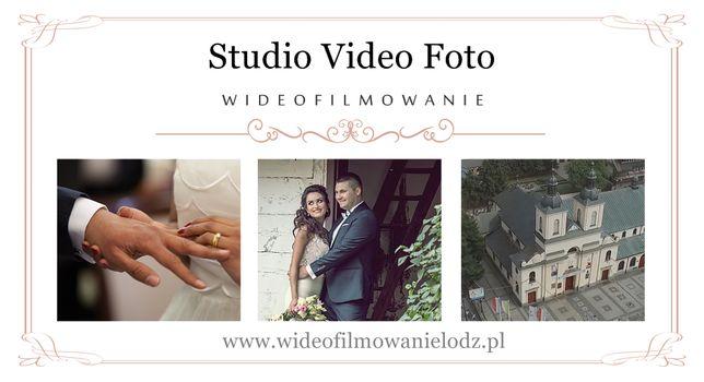 Profesjonalne filmowanie + fotograf