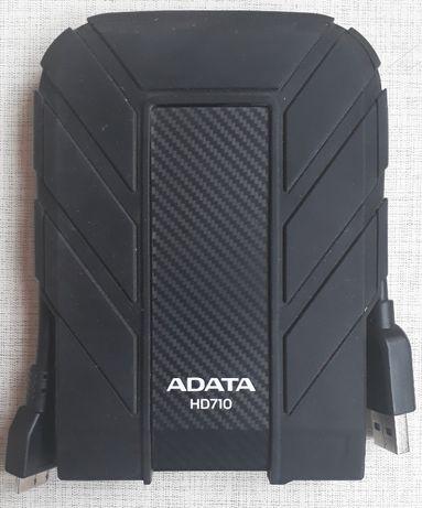 "Внешний Жесткий Диск HDD ADATA HD710 1Tb 2.5"" USB 3.0 Black"