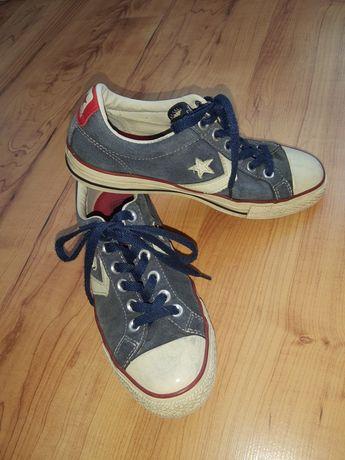 Кеды кожаные Converse