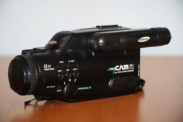 kamera video 8 Samsung