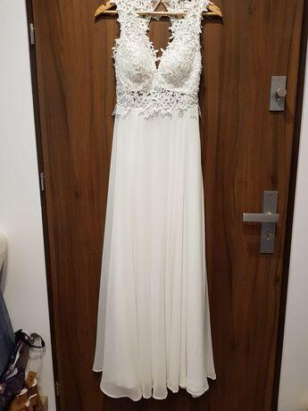 Suknia ślubna M
