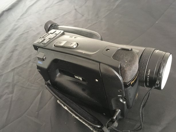 maquina de filmar panasonic palmcorder 8x