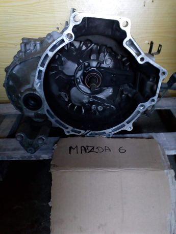 Skrzynia biegów Mazda 6 2.2 disel 08-12