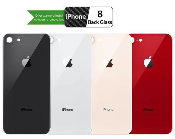  Vidro Traseiro / tampa iPhone 8/8 Plus /X/XR/XS/11 pro Max  widelens