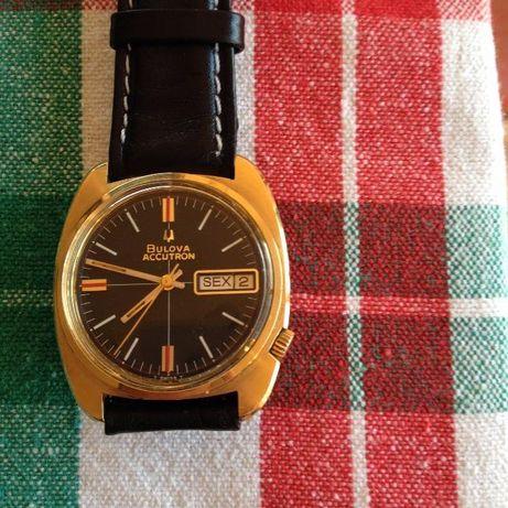 Relógio Pulso Bulova Accutron - OPORTUNIDADE