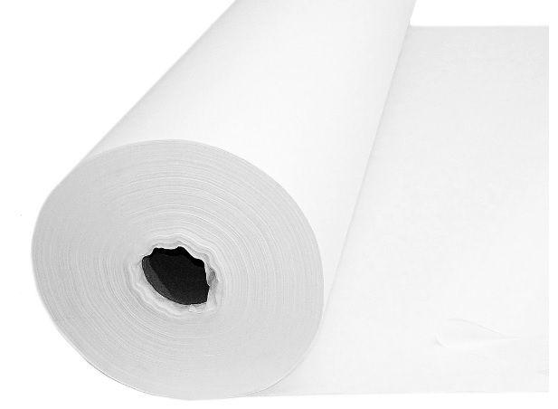 FLIZELINA 40g/m2 włóknina biała WIGOFIL tkanina na maseczki fartuchy