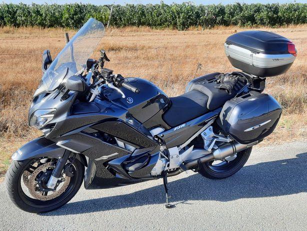 Yamaha FJR como nova
