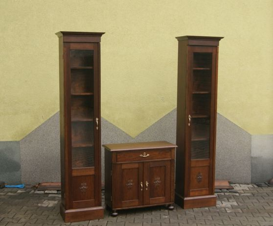 komoda oraz biblioteki stylowe meble na wymiar _ twoje antyki _