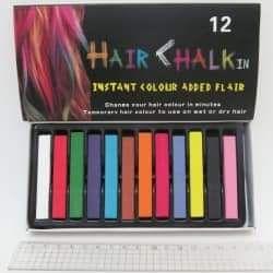 Мелки для волос. Мел для волос. Цветной тоник для волос, можно оптом