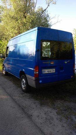 Форд Транзит 2005г.кпп-6ст.2.4тдсi.груз 3т.215/75/R16с.