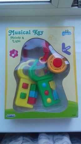 Музикальная развивалка для малиша