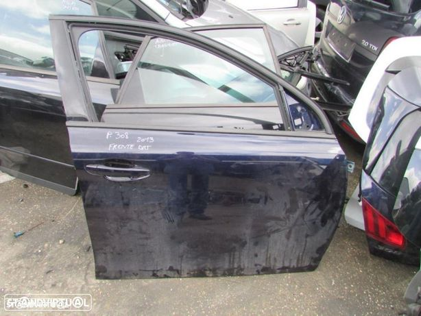 Porta Frente Direita Peugeot 308 do ano 2013