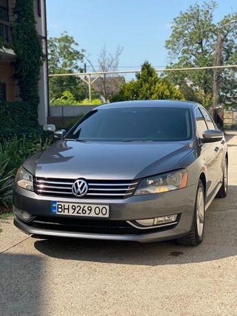 Volkswagen Passat B7 limited