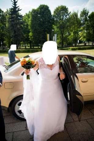 Suknia ślubna Fantazja (Margarett)