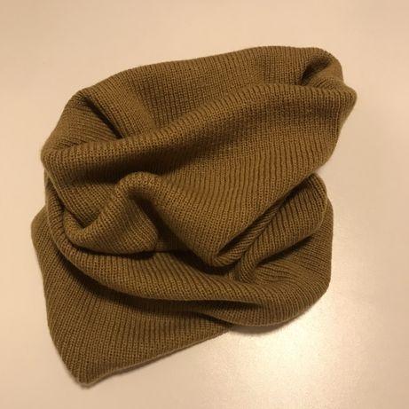 Новый снуд объемный шарф h&m тренд сезона