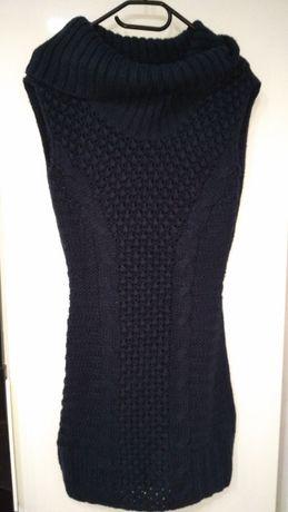 Sweter sukienka tunika