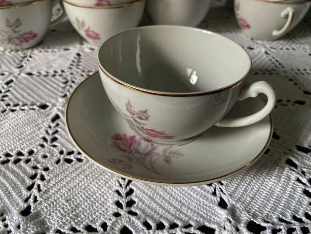 Serviço completo de chá - Vista Alegre