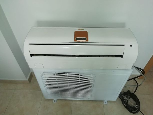 Ar condicionado, 2 peças
