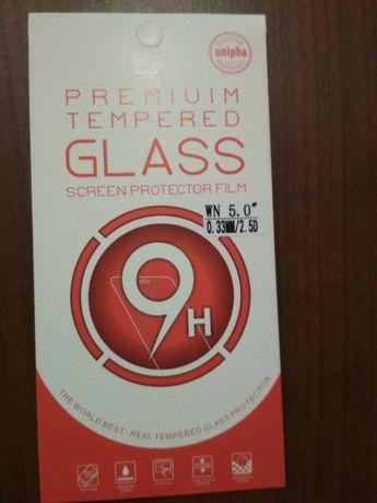 Защитное стекло на мобильный телефон XIAOMI REDMI 4A 5A с салфетками
