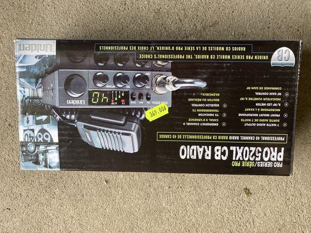 Nowe CB Radio Uniden PRO520XL