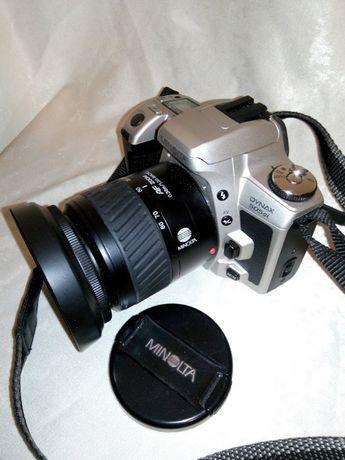 Фотоаппарат Minolta Dynax 505si объектив Minolta AF 28-80 mm macro