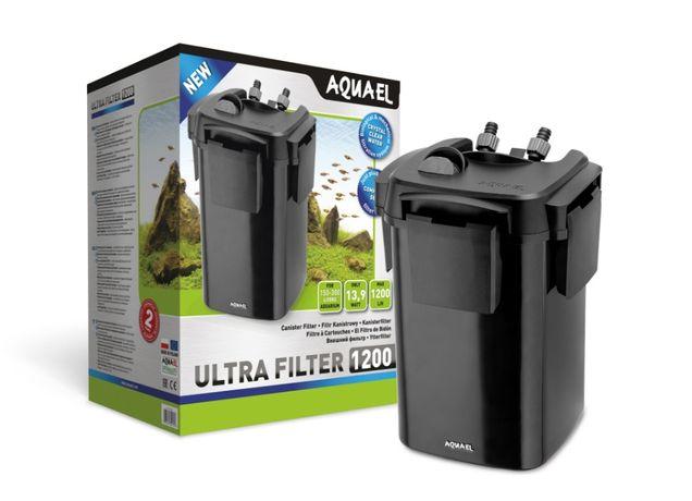 NOWY filtr Aquael ULTRA Filter 1200, (1200l/h) 420 zł