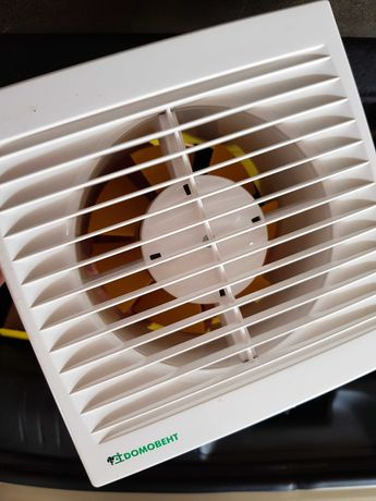 Домовент 125с вентилятор осевой