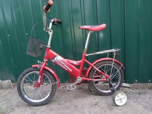 Продам детский велосипед для 5-8 лет