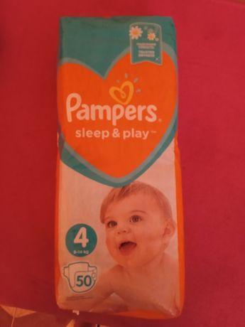 Памперси Pampers 4