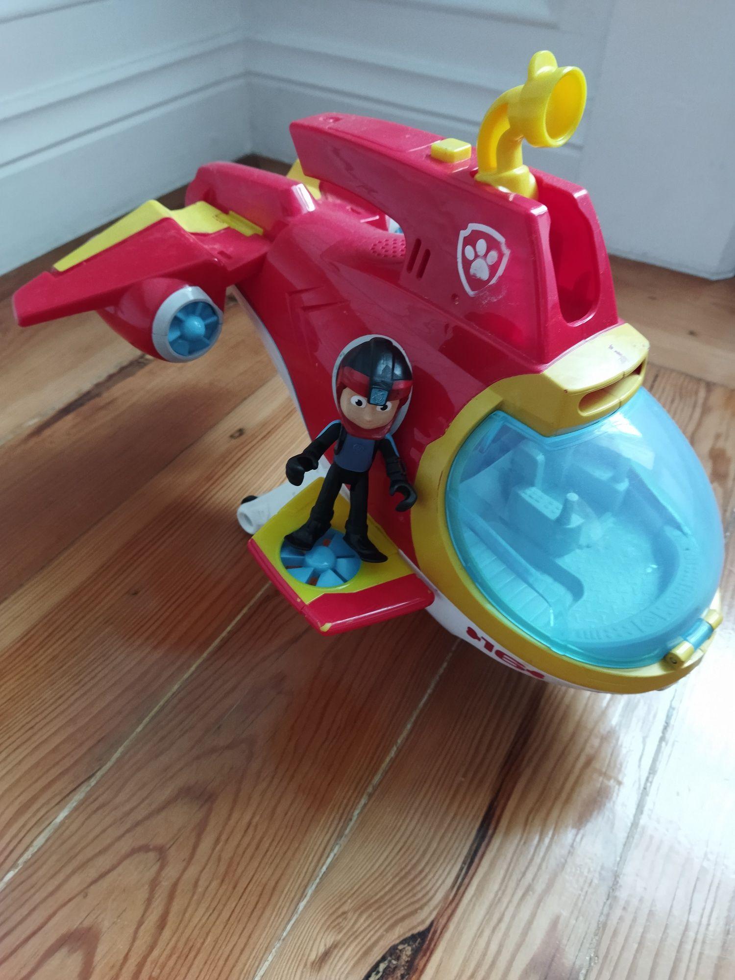 Submarino _ Patrulha Pata ( inclui Ryder)
