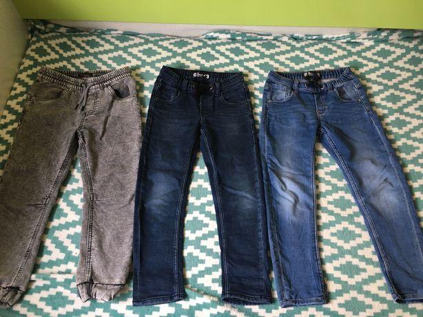 Sprzedam spodnie jeansowe Reserved chłopięce