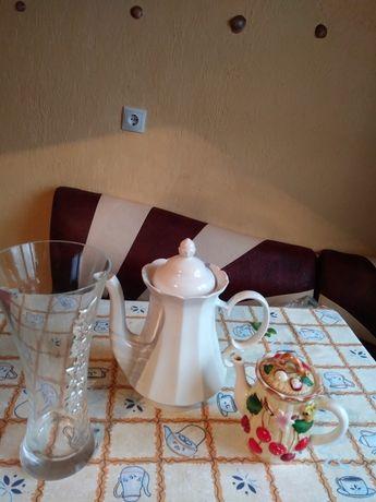 Кофейник ваза чайник