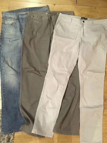 Spodnie materiałowe, jeansy 32, 33 Mustang, Tallinder