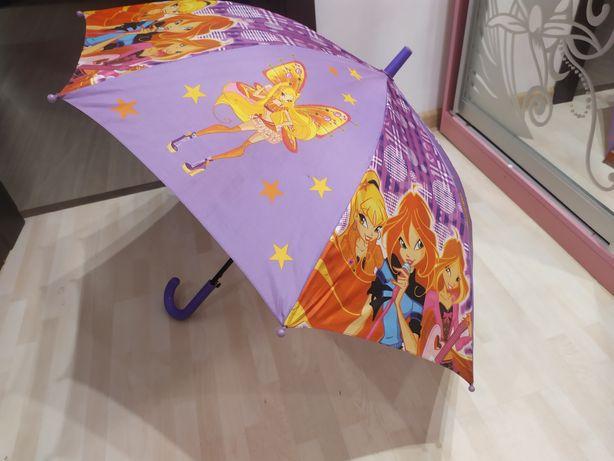 Детский зонтик с Винкс
