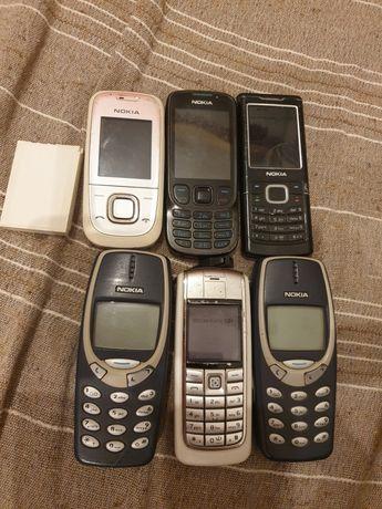 Nokia 3310, 6020, 6030, 2680,6303