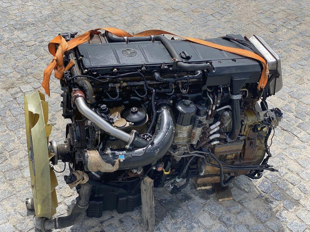 Motor Camiao Mercedes Actros 1851 OM471
