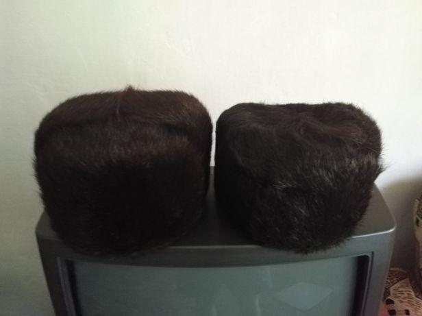 Шапка меховая мужская размер 59-60