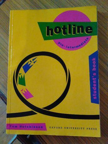 Hotline, student's book