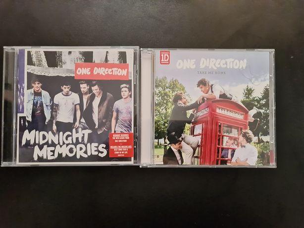 Płyty One Direction