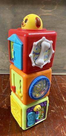 Zabawka interaktywna firmy Anek