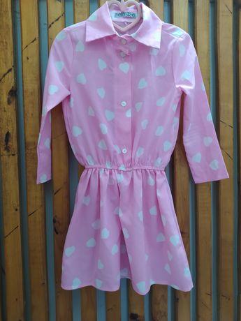 Нежное платье 110