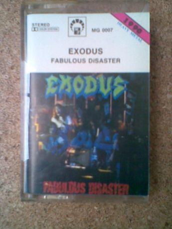 """EXODUS """" Faulous Disaster """""""