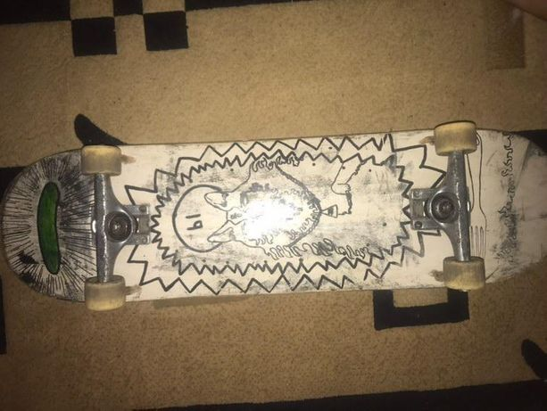продам скейт  комплит