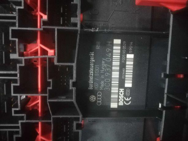 Skrzynka bezpieczników/moduł świateł vw passat b6