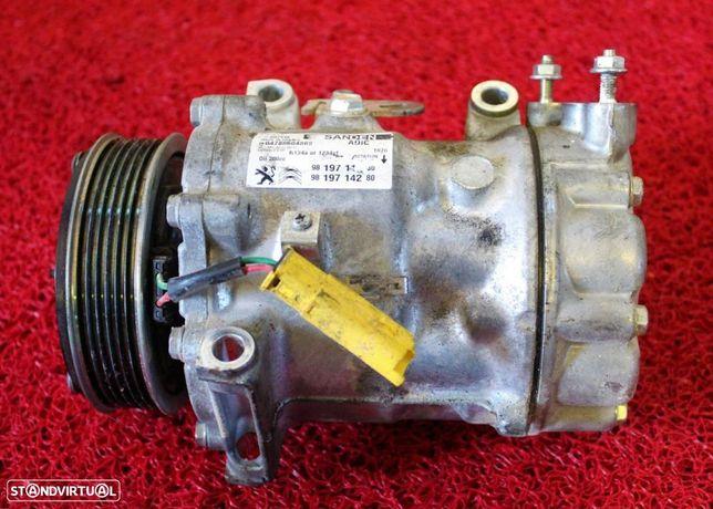 Compressor de A/C Citroen Jumper 2.0 HDI
