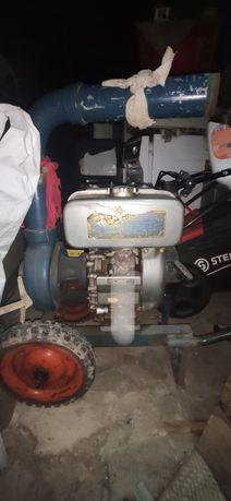 Vendo motor Cubota ac60 a gasóleo