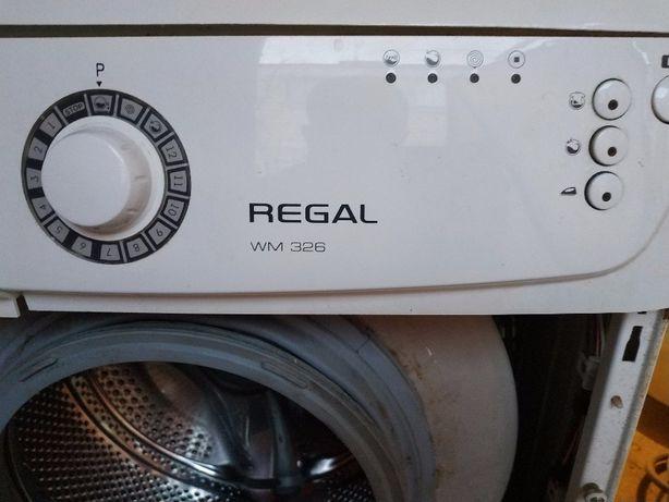 Продам пральну машину Regal WM-326
